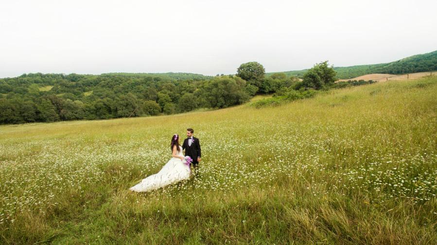 drone düğün