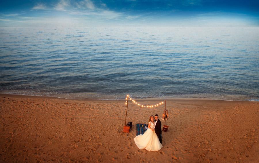 drone düğün fotoğrafları (26)