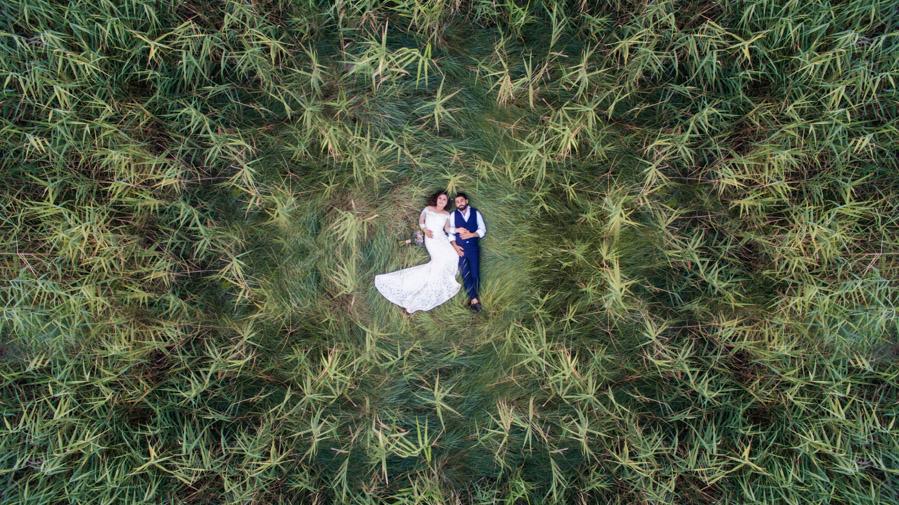 drone düğün fotoğrafları (27)