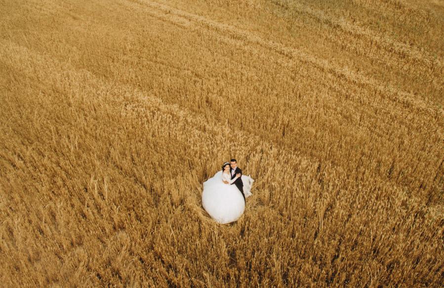 drone düğün fotoğrafları (28)