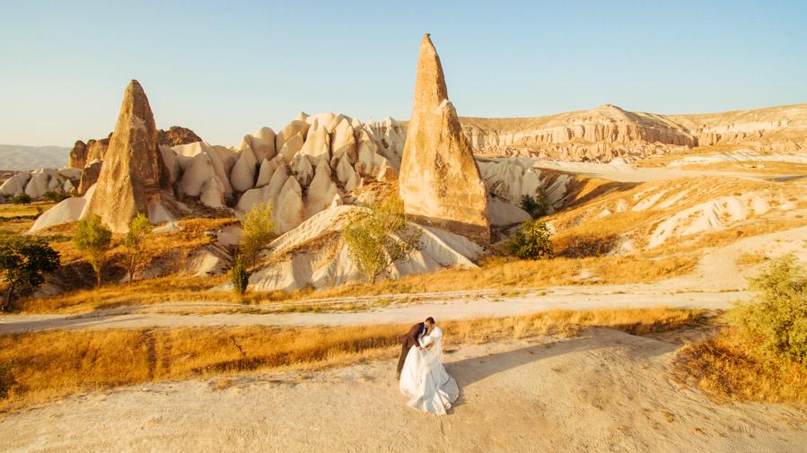 drone düğün fotoğrafları (39)
