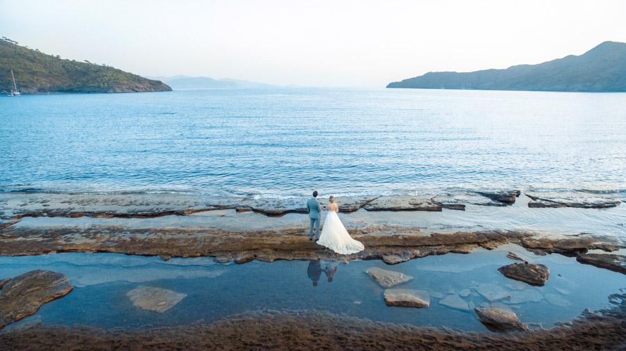 drone düğün fotoğrafları (42)