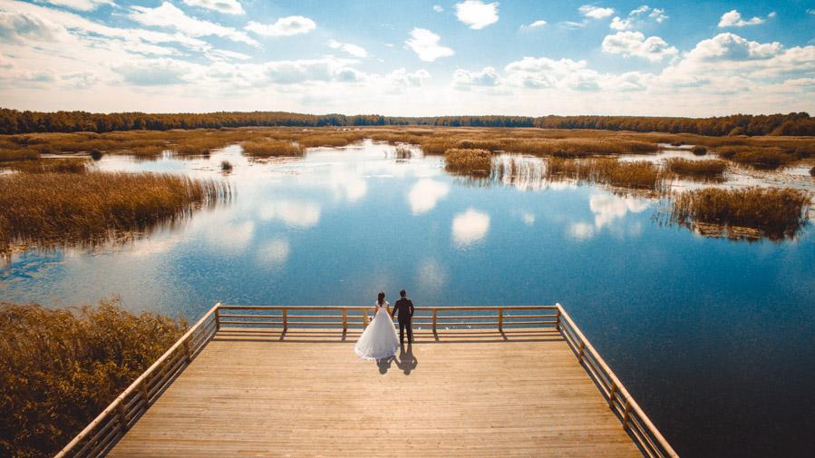 drone düğün fotoğrafları (55)