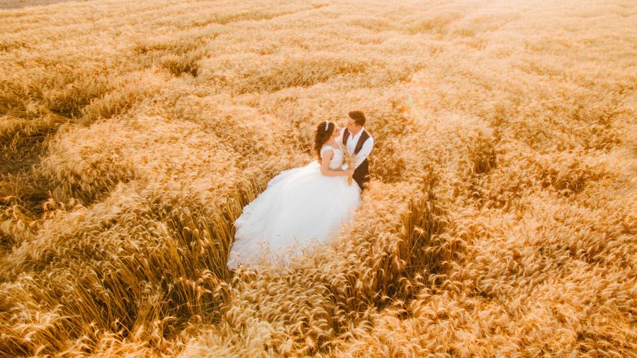 drone düğün fotoğrafları (63)
