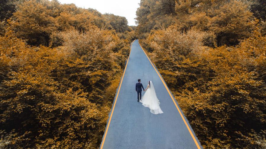 drone düğün fotoğrafları (75)