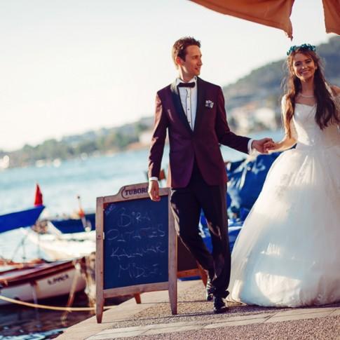 en çılgın düğün fotoğrafları