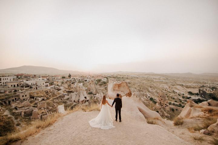 kapadokya düğün fotoğrafçısı